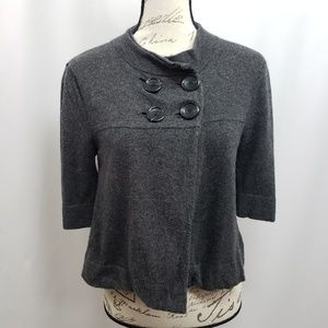 Banana Republic Wool Cashmere Blend Sweater Small